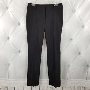 So Slimming Chicos 0.5 6 Black Straight Leg Pants